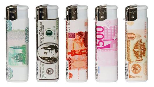 BRIG 570 Money