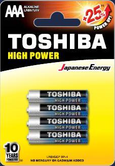 Toshiba LR3 BP4 HP