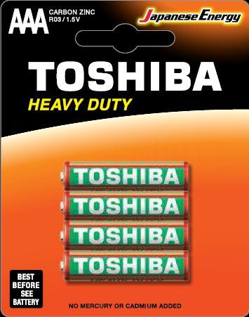 Toshiba R3 BP4 Heavy Duty