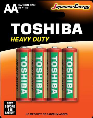 Toshiba R6 BP4 Heavy Duty