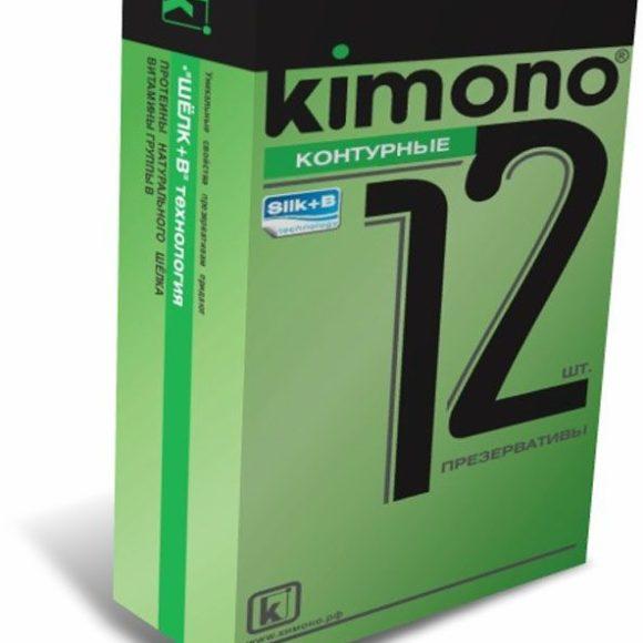 кимоно №12 контурные