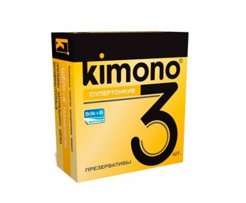 кимоно №3 супертонкие