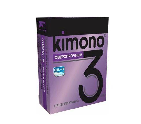 кимоно №3 сверхпрочные